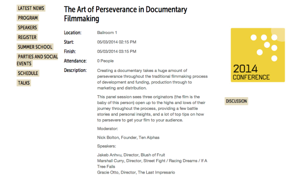 AIDC DocWeek The Art of P